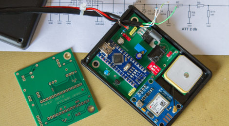 Weekend project, do APRS with your KT8900 transceiver