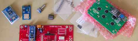 HF Arduino Vna, par F4GOH