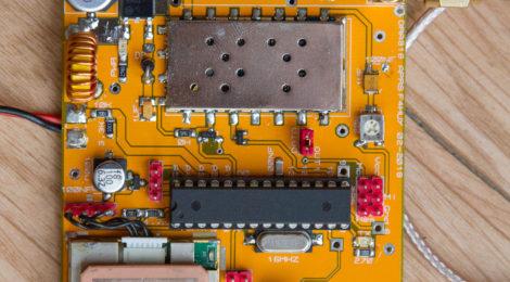 APRS Tracker, with DRA818V