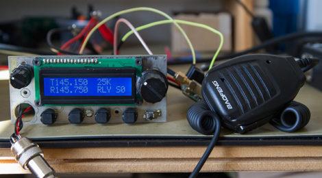 DRA818 Transceiver with Arduino [Next]