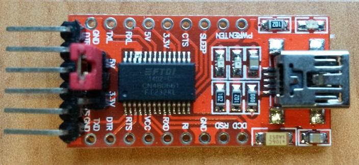 Unbrick FT232 counterfeit chip