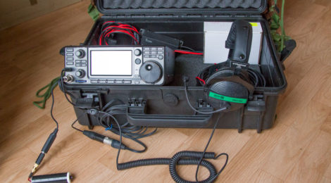 GoBox project for outdoor operation