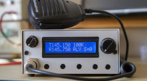 DRA818 Transceiver with Arduino [Next]