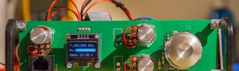 Transceiver 6 Bandes HF, SSB 6.1