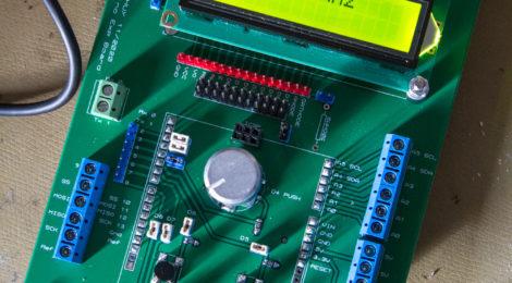 Arduino demo board